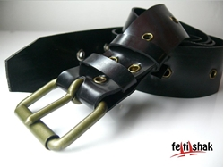 Picture of Army rubber belt